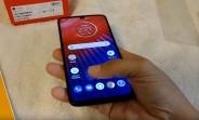 Motorola Moto Z4 appears in hands-on video ahead of launch