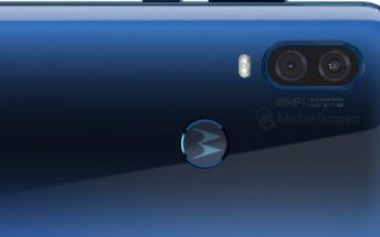 Motorola One Vision renders appear