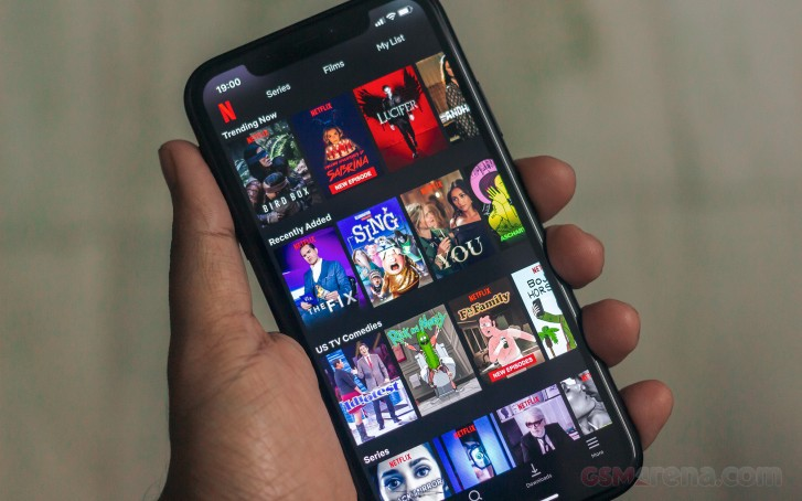 Netflix surpasses 1 billion downloads on Google Play