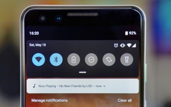 Google's Now Playing could start keeping track of location and activities