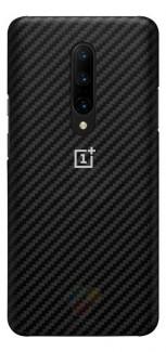 OnePlus 7 Pro Karbon Black Case