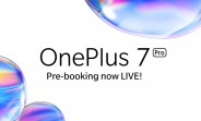 You can pre-book the OnePlus 7 Pro in India and get free one-time screen replacement