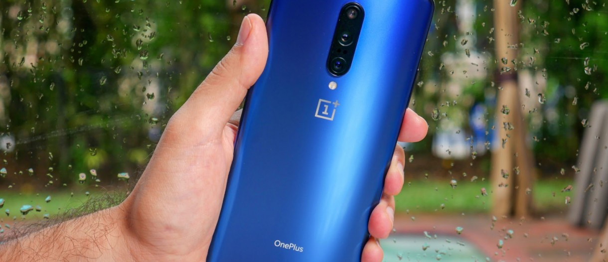 OnePlus 7 Pro receives first firmware update - GSMArena com news