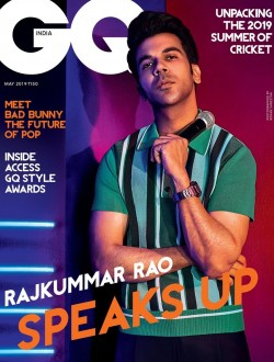 Cover photos of Harper's Bazaar India and GQ India