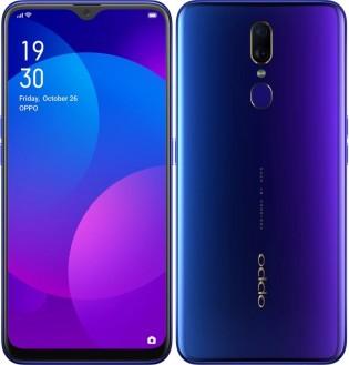 Oppo F11 in Fluorite Purple
