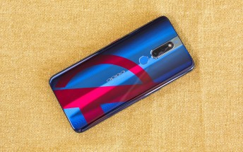 Oppo F11 Pro Avengers Edition Hands-on