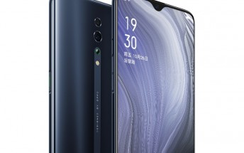 Oppo Reno Z debuts with waterdrop notch, Helio P90