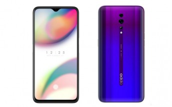 Oppo Reno Z renders and pricing leak
