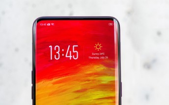 Oppo might be working on another phone with rotating camera mechanism