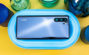 How the RYYB sensor on the Huawei P30 Pro works