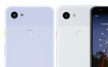 Pixel 3a's retail pricing and packaging leaks in 'purple-ish' color