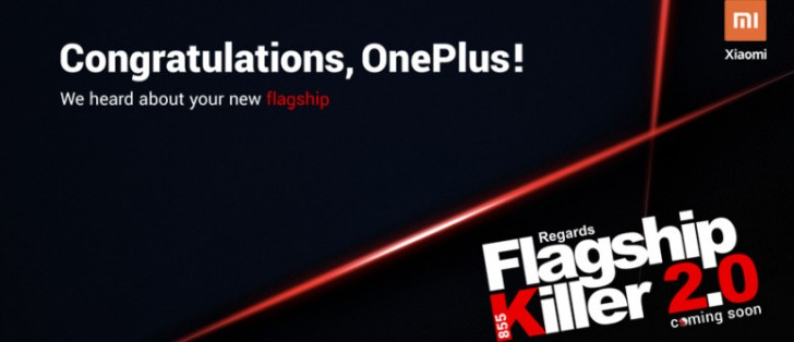 Redmi sends regards to OnePlus, but claims the Flagship killer title for the Redmi K20