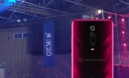CEO posts Redmi K20 teaser video showing off the red color option