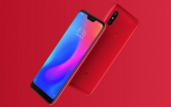 Xiaomi Redmi 6 Pro and Redmi Note 5 Pro both get stable Android 9 Pie updates