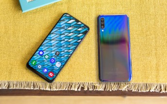 Latest Samsung Galaxy A50 update brings camera and Wi-Fi improvements