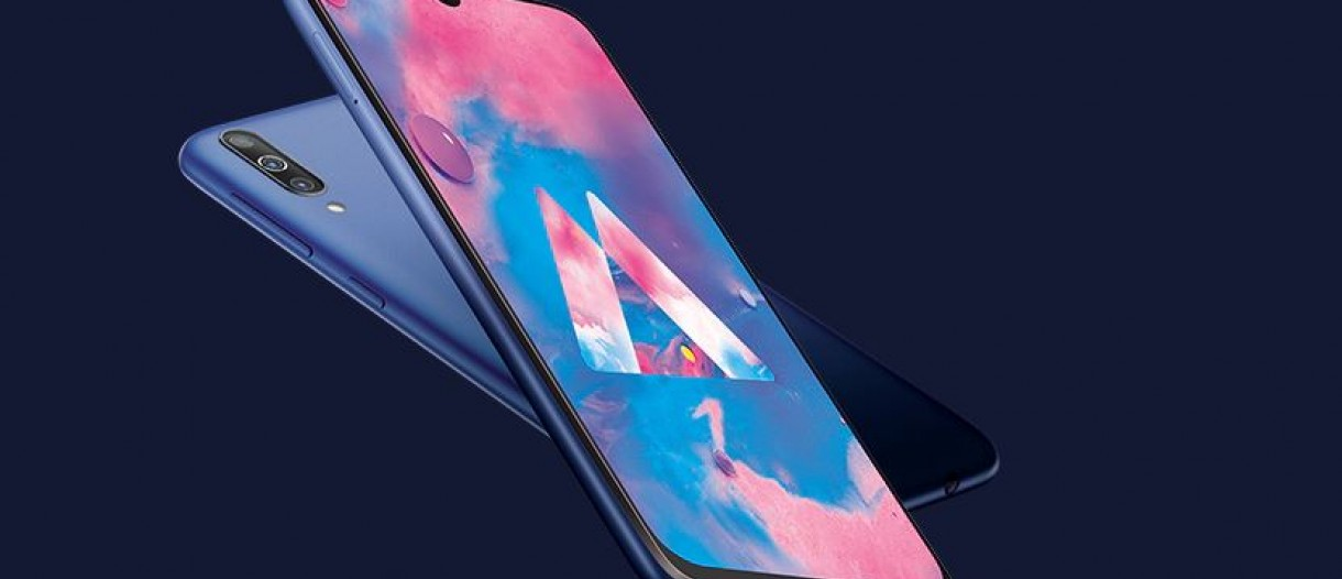 Samsung begins Android Pie roll out for Galaxy M30