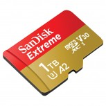 SanDisk Extreme and Extreme Pro 1TB microSD cards
