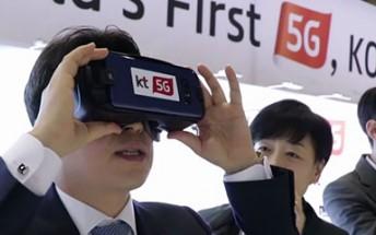 South Korea already has over 260,000 5G subscribers