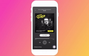 Spotify is testing a new voice-enabled ads on mobile