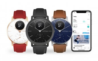 Withings introduces Steel HR Sapphire Signature lineup