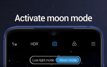 Xiaomi Mi 9 SE gets Moon mode in latest MIUI update