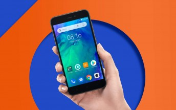 Redmi Go with 16 GB arrives in India