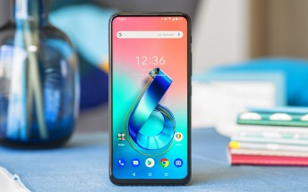 Asus announces Zenfone 6 Edition 30 with 12GB of RAM, 512GB of storage