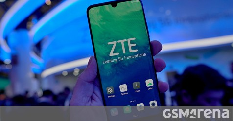 ZTE Axon 10 Pro 5G hits Northern Europe - GSMArena com news