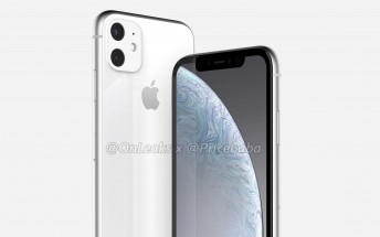 Apple iPhone XR successor to have a 5% larger battery
