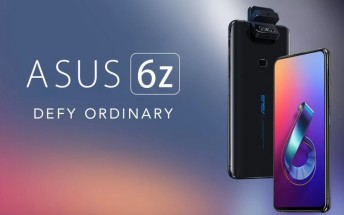 Asus ZenFone 6 to arrive in India as Asus 6z on June 19