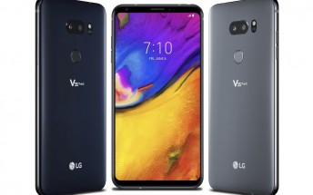 AT&T LG V35 ThinQ is now receiving Android 9 Pie update