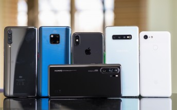 Canalys: Global smartphone shipments to decline 3.1% in 2019