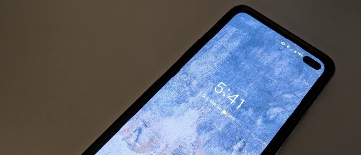 Alleged Google Pixel 4 live images leak, show punch hole