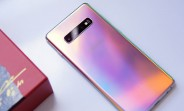 Galaxy S10+ Park Hang Seo Limited Edition comes in a stunning Prism Silver color