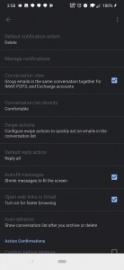 Gmail for Android is getting a dark mode - GSMArena com news