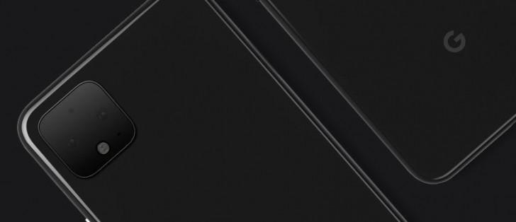 Google reveals Pixel 4 design, confirms dual rear cameras