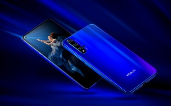 Honor 20 coming to ten more countries soon