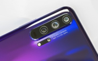 Honor 20 launches in the UK, shipments begin June 21