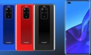 Huawei Mate 30 Pro to come with a 90Hz display as renders surface