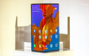 Huawei's foldable Mate X passes through China's 3C with faster Super Charger