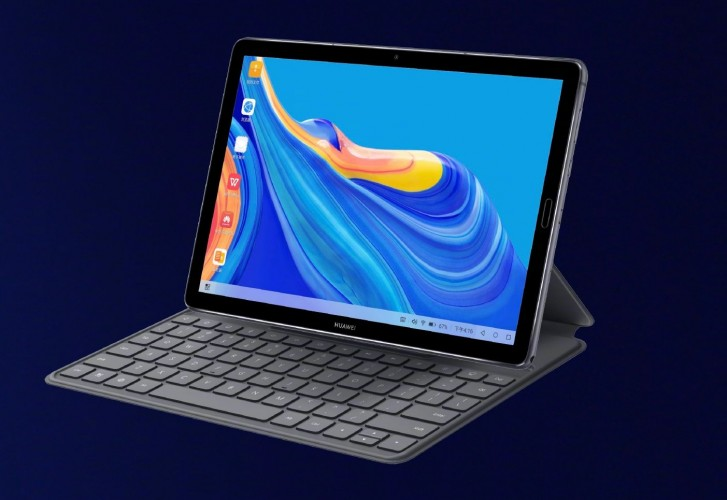 "Huawei unveils MediaPad M6 in 8.4"" and 10.8"" varieties"
