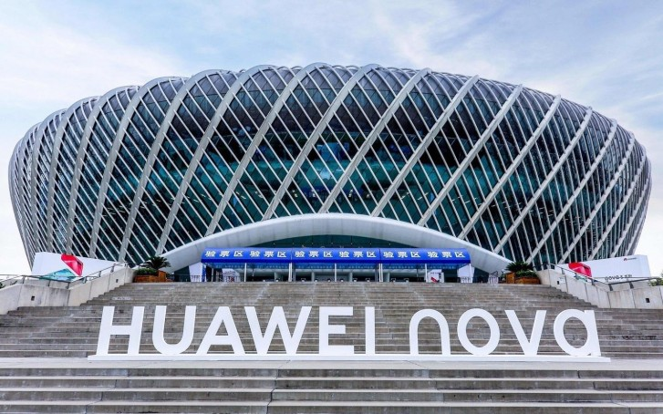 Huawei announces three nova 5 smartphones