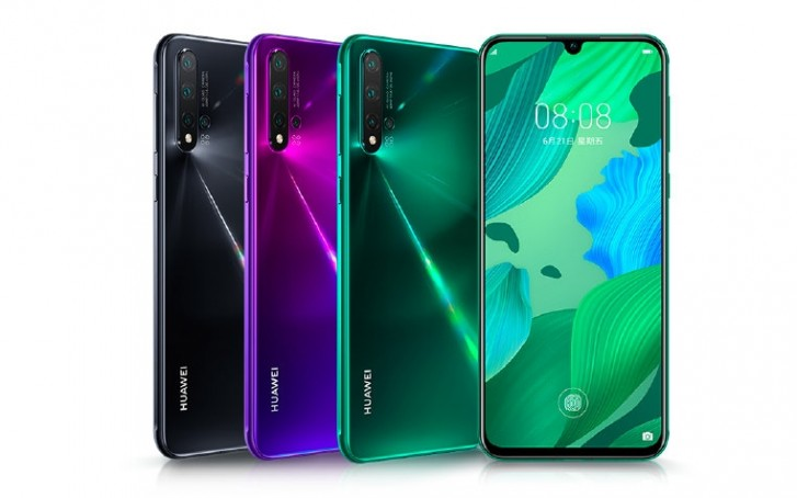 Check out the Huawei nova 5 series promo video