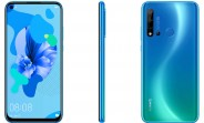 Huawei nova 5i key specs revealed by TENAA