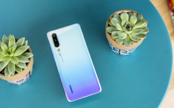 Huawei P30 with 12GB of RAM pops up on TENAA