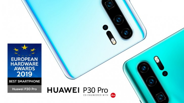 Huawei P30-series reaches a record 10 million sales in 85 days