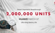 Huawei Watch GT series passes 2 million sales mark