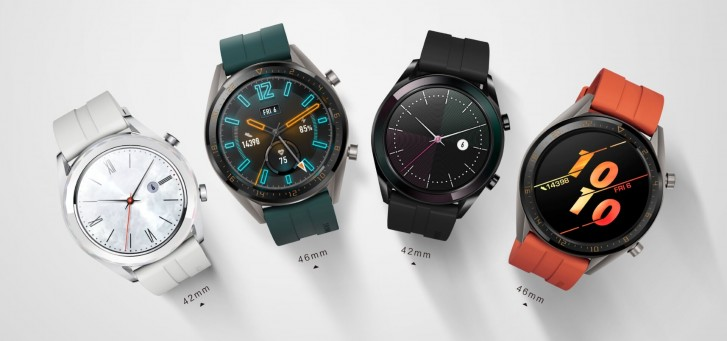 Huawei Watch GT series passes 2 million sales mark