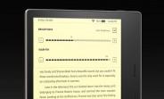 Amazon launches new Kindle Oasis with adjustable color tone display