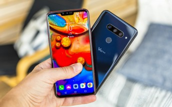Unlocked LG V40 ThinQ now receiving Android Pie update